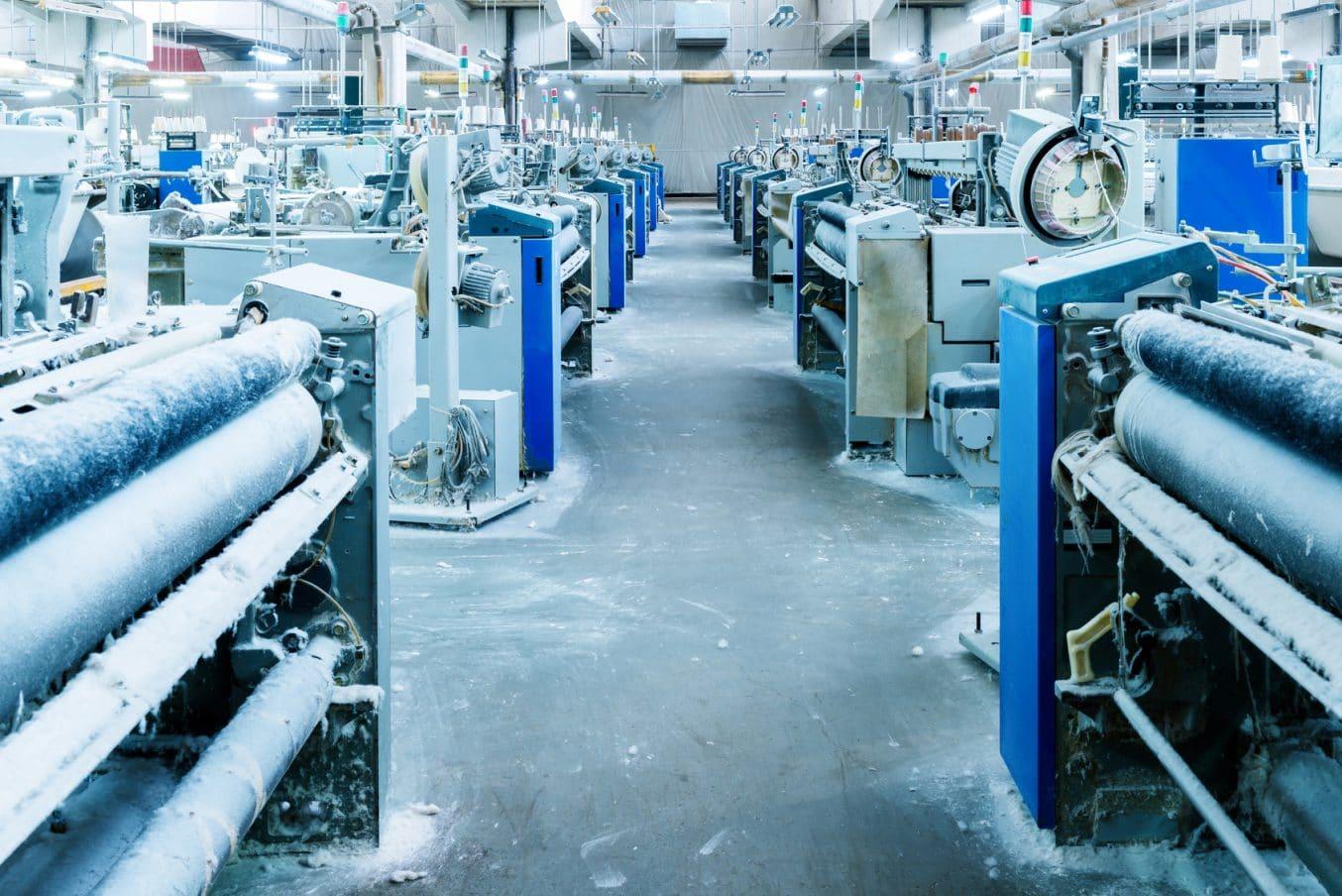 Przemysł włókienniczy
