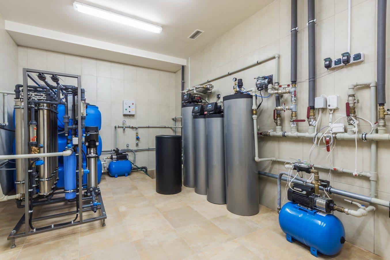 Uzdatnianie wody pitnej i przemysłowej