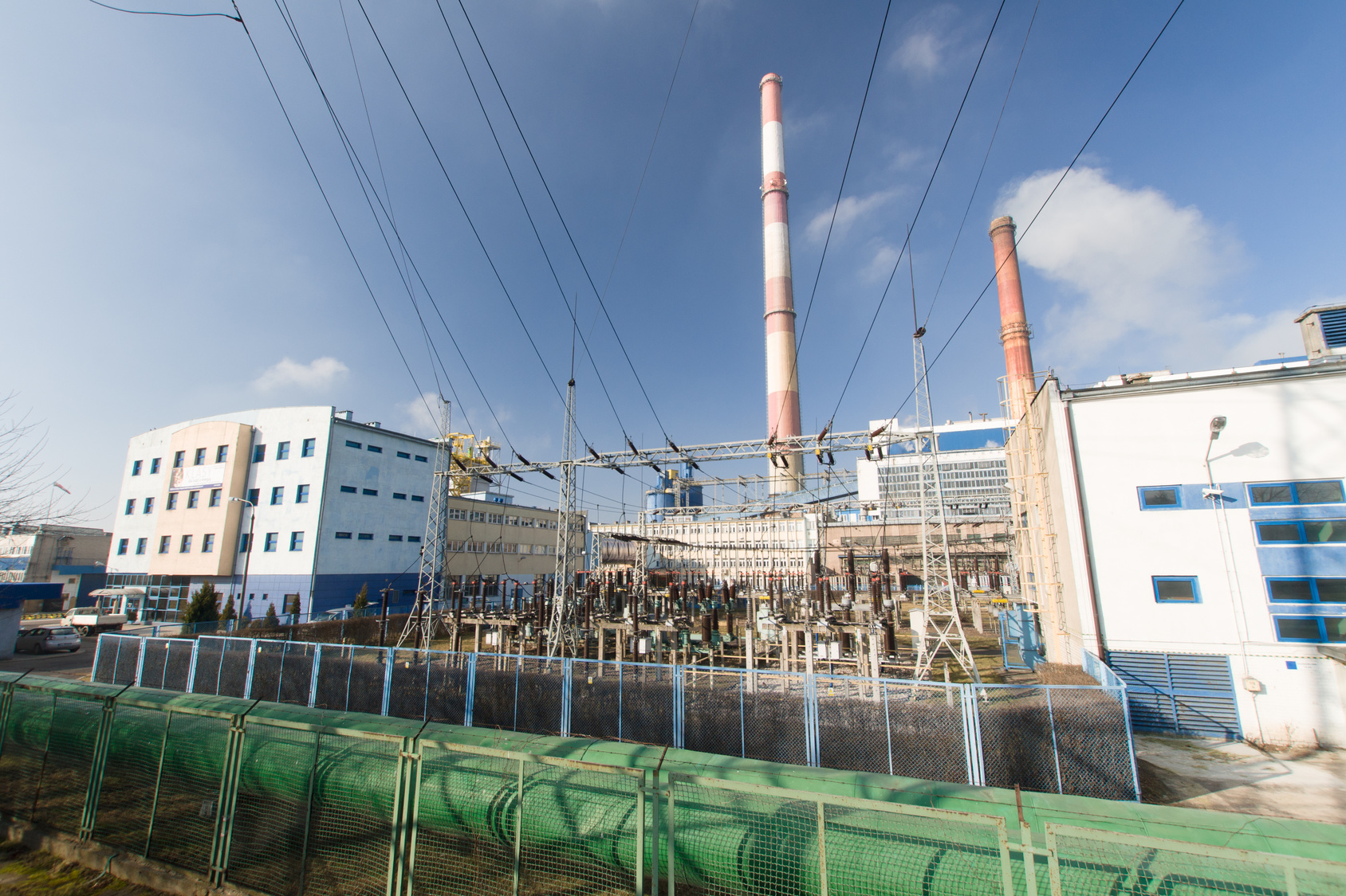 Heavy industry and power industry